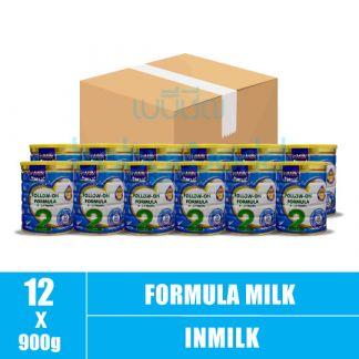 inMilk Nutrition (2) 6-12M 900g New (12)CTN