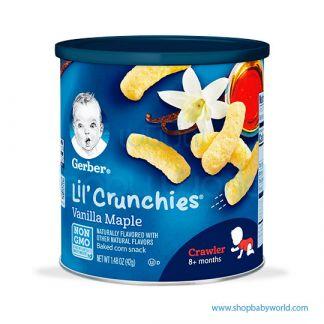 Gerber Lil'Crunchies Vanilla Maple 42g (6)