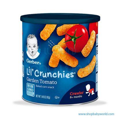 Gerber Lil'Crunchies Garden Tomato 42g (6)