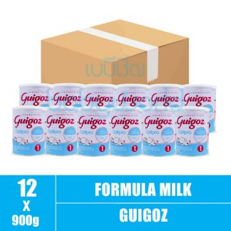 Guigoz (1) 0-6M 900g (12) CTN