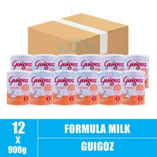 Guigoz (2) 6-36M 900g (12) CTN